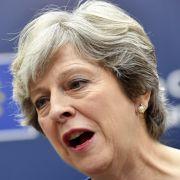 Sexismus-Skandal erschüttert britische Regierung (Foto)