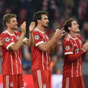 Bayern München nach 1:2 gegen Celtic in der K.O.-Runde (Foto)