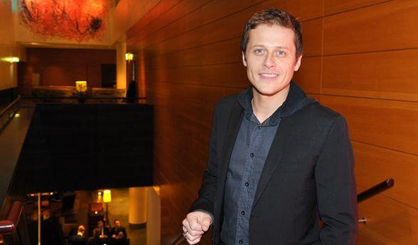Schauspieler Roman Knižka privat