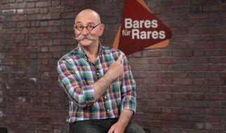 """Horst Lichter ist mit """"Bares für Rares"""" wieder zurück im ZDF-Abendprogramm. (Foto)"""