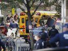 In New York hat es bei einem noch ungeklärten Zwischenfall mit einem Fahrzeug nach Polizeiangaben Tote und Verletzte gegeben. (Foto)