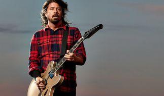 """Dave Grohl kommt mit seiner Band den """"Foo Fighters"""" 2018 auch nach Deutschland. (Foto)"""