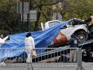 Beim Halloween-Attentat in New York starben acht Menschen. (Foto)