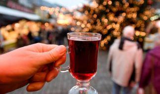 Bestimmte Glühweinsorten der Binderer St. Ursula Weinkellerei können explodieren (Symbolbild). (Foto)