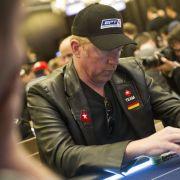 Boris Becker spielte 2013 bei der European Poker Tour in Berlin.