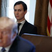 Wie tief steckt Trumps Schwiegersohn in der Russland-Affäre? (Foto)