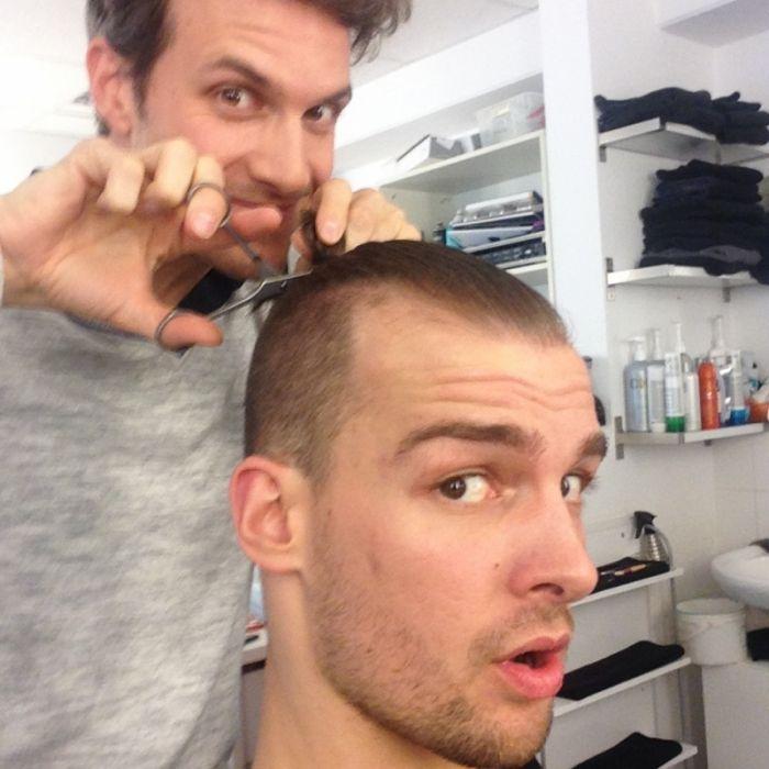 Neue Frisur! Deshalb mussten die Haare des GZSZ-Stars ab (Foto)