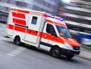 Unfall in Berlin-Moabit