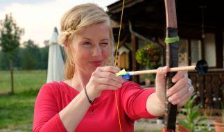 """Als Marie in der ZDF-Reihe """"Marie fängt Feuer"""" hat sich Christine Eixenberger in die Herzen des Publikums gespielt. (Foto)"""