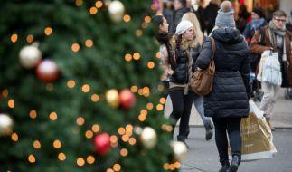 Wird Weihnachten an diesem Jahr zu einem verkaufsoffenen Sonntag? (Foto)