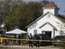 Bei einem Amoklauf in Sutherland Springs (Texas) mussten 26 Menschen sterben. (Foto)