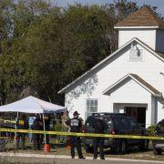 26 Tote bei Schießerei in Kirche - Amokläufer war Ex-Soldat (Foto)