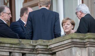 Noch immer sind keine nennbaren Ziele in den Sondierungsgesprächen erkennbar. (Foto)