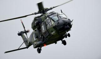Prinz Mansur bin Mokren starb bei einem Hubschrauber-Absturz. (Symbolbild) (Foto)