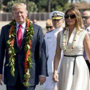 In aller Öffentlichkeit! Hat sie die Ehe mit Donald Trump satt? (Foto)