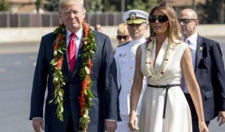 Wie steht es tatsächlich um die Ehe von Melania und Donald Trump? (Foto)