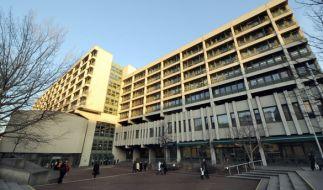 Am Landgericht in München beginnt der Prozess gegen einen Obdachlosen, der ein Kind würgte. (Foto)