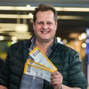 Malle-Jens on Tour! So begeistert ihn seine Dani (Foto)