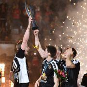 Alle Ergebnisse und Spielplan vom DVV-Volleyball-Achtelfinale (Foto)