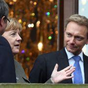 Zähe Regierungsbildung! Ernsthafte Verhandlungen oder Balkonpolitik? (Foto)