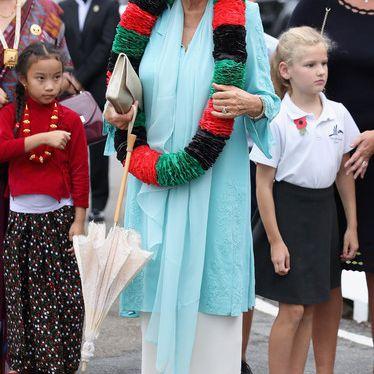 Völlig fertig! Herzogin Camilla kriecht auf dem Zahnfleisch (Foto)