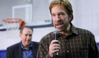 Chuck Norris hängt seine Karriere an den Nagel - aus einem traurigen privaten Grund. (Foto)