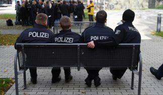 Die Polizeiakademie Berlin sieht sich schlimmen Vorwürfen ausgesetzt. (Foto)