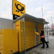 Mit Packstationen lassen sich bequem Pakete versenden und empfangen. (Foto)