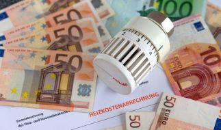 Mit einigen Tipps lassen sich Heizkosten im Winter sparen. (Foto)