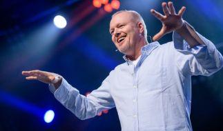 Stefan Raab bringt eine neue Erfindershow ins deutsche Fernsehen. (Foto)