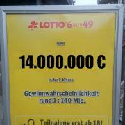 """Die neuen """"Lotto am Mittwoch""""-Gewinnzahlen und Quoten (Foto)"""
