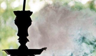 Das Rauchen einer Shisha ist gefährlicher als Zigaretten. (Foto)