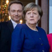 Ist der FDP-Chef wirklich beliebter als die Kanzlerin? (Foto)
