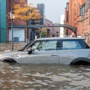 Extremwetter sorgt immer öfter für Chaos in Deutschland (Foto)