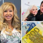 Papiergeld bald abgeschafft? // Carmen Geiss in Gefahr // Daniela Katzenberger: Neues Leben (Foto)