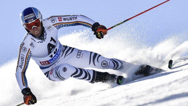 Die Slaloms in Levi werden nicht im TV übertragen.