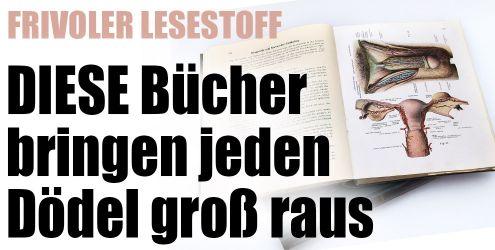 Frivoler Lesestoff