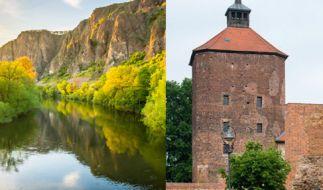 Der Rotenfels in Rheinland-Pfalz und Burg Friedland in Brandenburg sind nur zwei von vielen Orten in Deutschland, an denen es spuken soll. (Foto)