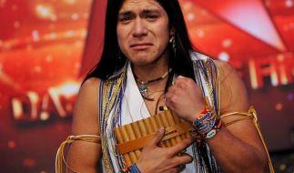 """Leo Rojas gewann 2011 """"Das Supertalent"""". (Foto)"""