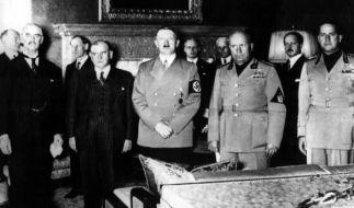 Eine Wachsfigur von Adolf Hitler sorgte in Indonesien für Aufruhr. (Foto)