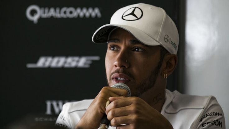 Das Team von Mercedes-Pilot Hamilton wurde in Brasilien Opfer eines bewaffneten Überfalls.