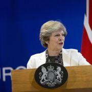 Zähe Brexit-Verhandlungen! Theresa May vor dem Rücktritt? (Foto)