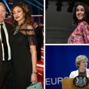 Bewegende Becker-Beichte // GNTM-Star mit Babybauch // Theresa May vor Rücktritt (Foto)