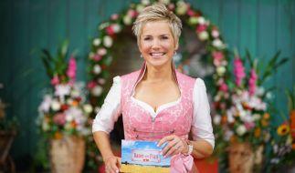 """Inka Bause führt durch eine neue Folge """"Bauer sucht Frau"""". (Foto)"""