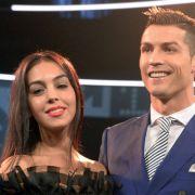 Georgina Rodriguez schenkt Fußball-Star das 4. Baby (Foto)