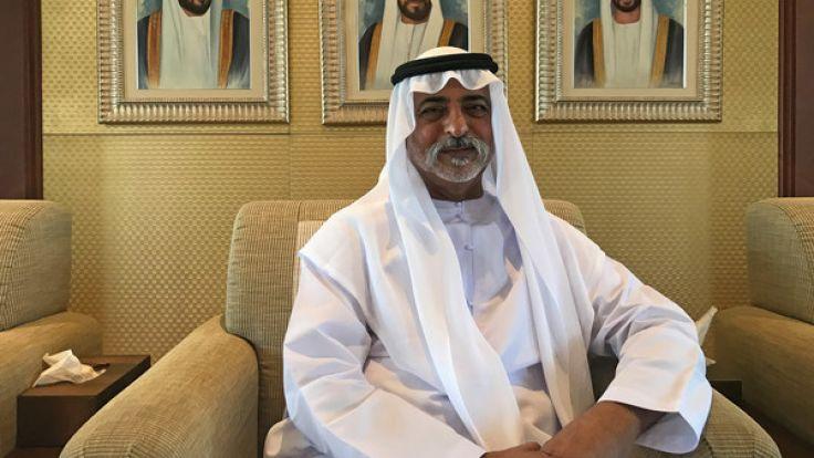 """""""Man kann nicht einfach eine Moschee öffnen und jedem erlauben, dorthin zu gehen und zu predigen. Es muss eine Lizenz dafür geben"""", sagte Toleranzminister der Vereinigten Arabischen Emirate, Scheich Nahjan bin Mubarak Al Nahjan. (Foto)"""