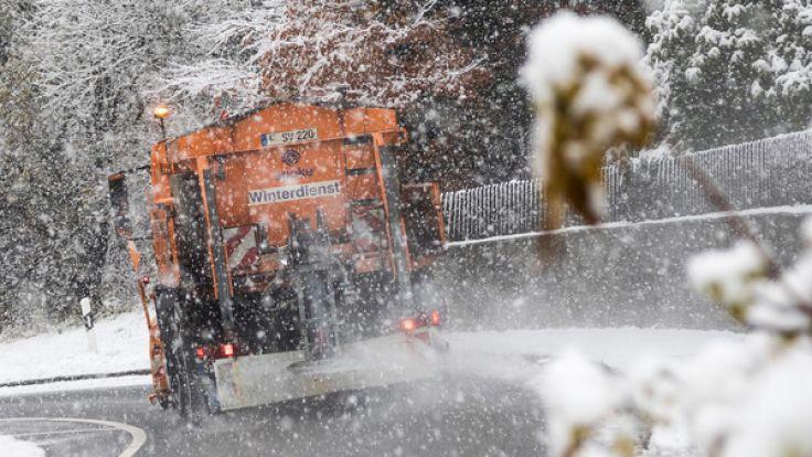 Es wird ungemütlich in Deutschland. (Foto)