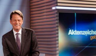 """Rudi Cerne widmet gelösten Kriminalfällen eine Sondersendung mit dem Titel """"Aktenzeichen XY... gelöst"""". (Foto)"""