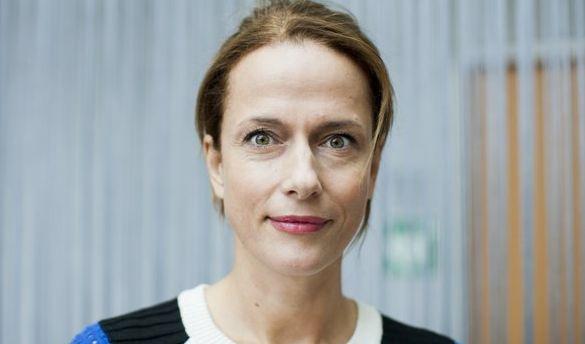Claudia Michelsen privat