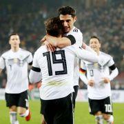 2:2! Last-Minute-Remis für DFB-Elf gegen Frankreich (Foto)